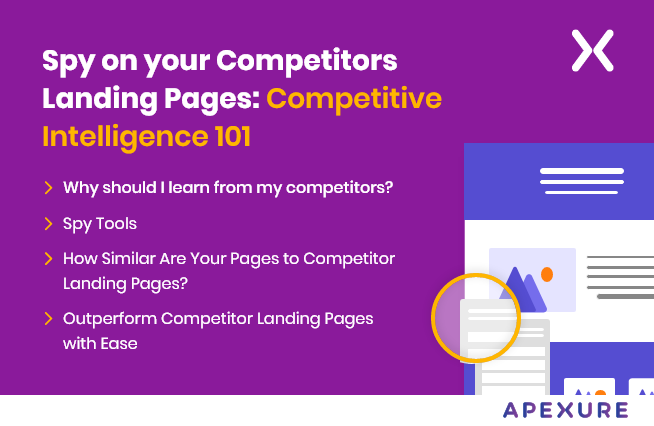 spy on your competitors landing-pages