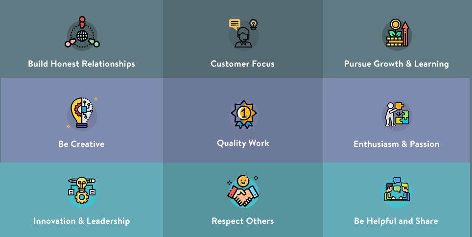 Organisational Core values and why you need them in your company
