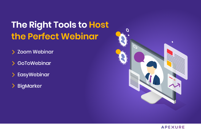 The Right Tools to Host the Perfect Webinar