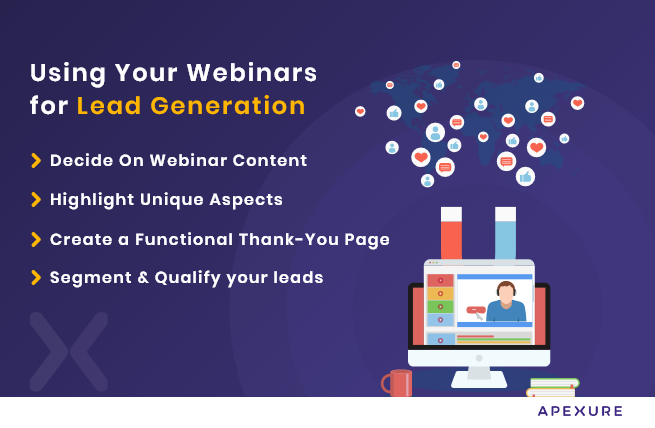 Webinars for Lead Generation
